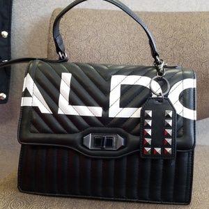 Black Quarenna Aldo purse